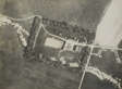 Aerial Photograph of Bombardment, World War I, France