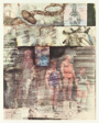 Canto XXXI, from Rauschenberg: XXXIV Drawings for Dante's Inferno