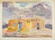 """Santa Fe """"Pueblo Construction"""""""