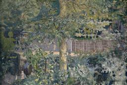 Foliage—Oak Tree and Fruit Seller