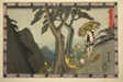 """Act 5 (Godanme), from the series """"Storehouse of Loyal Retainers (Chushingura)"""""""