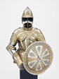 Half Armor and Targe for Service on Foot