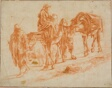 Travelers with Two Mules
