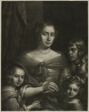 The Artist's Wife and Children