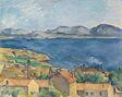 The Bay of Marseille, Seen from L'Estaque