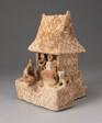 House Model Depicting a Ritual Feast
