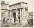Arc de Septime Sévère, Rome