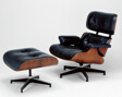 Lounge Chair and Ottoman