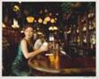 Drinking in Hogan's Bar