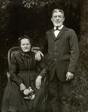 Farming Couple - Propriety and Harmony (Bauernpaar - Zucht und Harmonie)