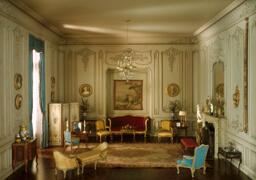 E-21: French Boudoir of the Louis XV Period, 1740-60