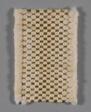 Gold/Nylon White (Upholstery Fabric)