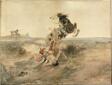 Fallen Indian Warrior