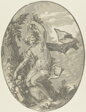 Proserpine, plate five from Femogorgon and the Dieties