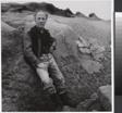 Edward Weston at Point Lobos