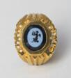 Finger Ring with Intaglio Depicting Eros