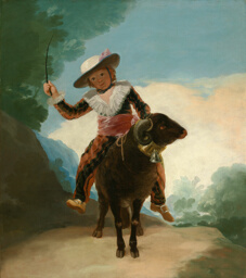Boy on a Ram