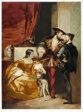 Francis I and the Duchess d'Étampes