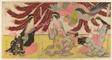 The Courtesans of the Chojiya on Display in the Daytime (Chojiya hirumise)