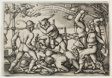 Peasants' Brawl, plate 9 from The Peasants' Feast or the Twelve Months