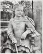 """""""Inez"""", Graceland Cemetery, Chicago"""
