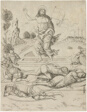 The Resurrection, plate eleven from the Life of the Virgin and Christ