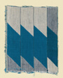 Blå Bark (Blue Bark) (Drapery Fabric)