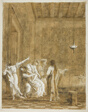 Jesus in the House of Jairus
