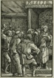 Christ Before Caiaphas, from The Fall and Redemption of Man
