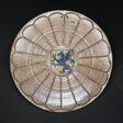 Hispano-Moresque Lusterware Plate with Griffin