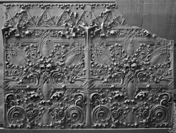 Gage Building: Spandrel Panel from the First Floor Facade