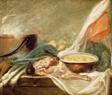 Still Life with Eggs and a Leg of Mutton