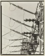 Power Lines with Insulators