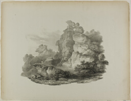 Brimham Rocks, near Pateley Bridge Yorkshire