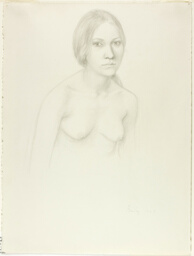 Torso and Head of Nude