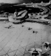 Trinity Portland Cement Company Promotional Material, Aerial View: Airport of the Future