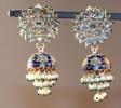 Earrings (Karanphul Jhumka)