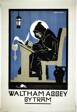 Waltham Abbey by Tram
