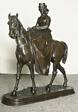 Amazon: Mme. L. Riding Monte Cristo, Pure-Bred English Horse