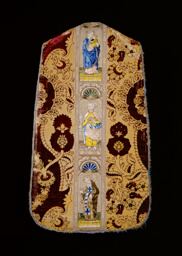 Chasuble with Orphrey Band