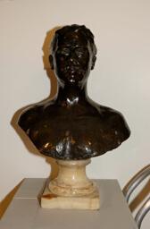 Bust of George Wyndham