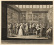 The Exhibition of the Royal Academy of Painting in the Year 1771