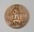 Medal Commemorating Hunter's Club
