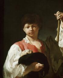 The Beggar Boy (The Young Pilgrim)