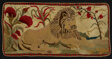 Lion with Palms (Rug)
