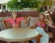 A Mother and Son at a Resort, Kauai, Hawaii