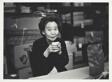 Woman Drinking Tea (Tsumeji Yamajiwa)