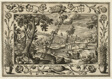 Jacob's Dream, from Landscapes with Old and New Testament Scenes and Hunting Scenes