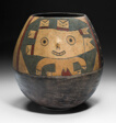 Jar with Anthropomorphic Figure