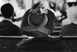 A Woman at Convent Avenue Baptist Church